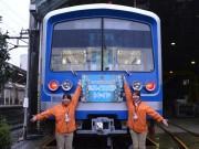 小田原で特別編成「ヒスイカズラトレイン」 今年も開花に合わせ運行