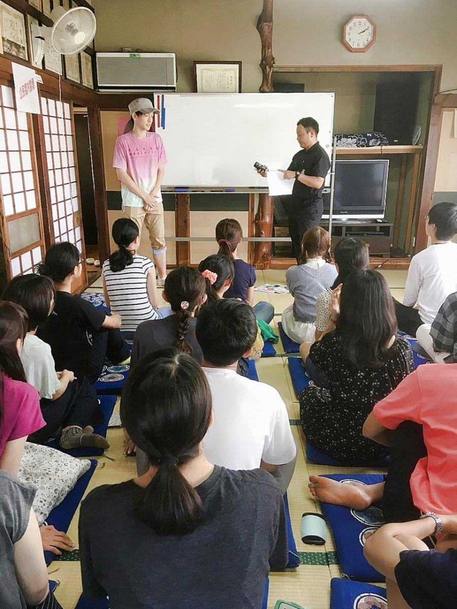 「UMEMARU Inc.(ウメマルインク)」で受講する「東大みかん愛好会」