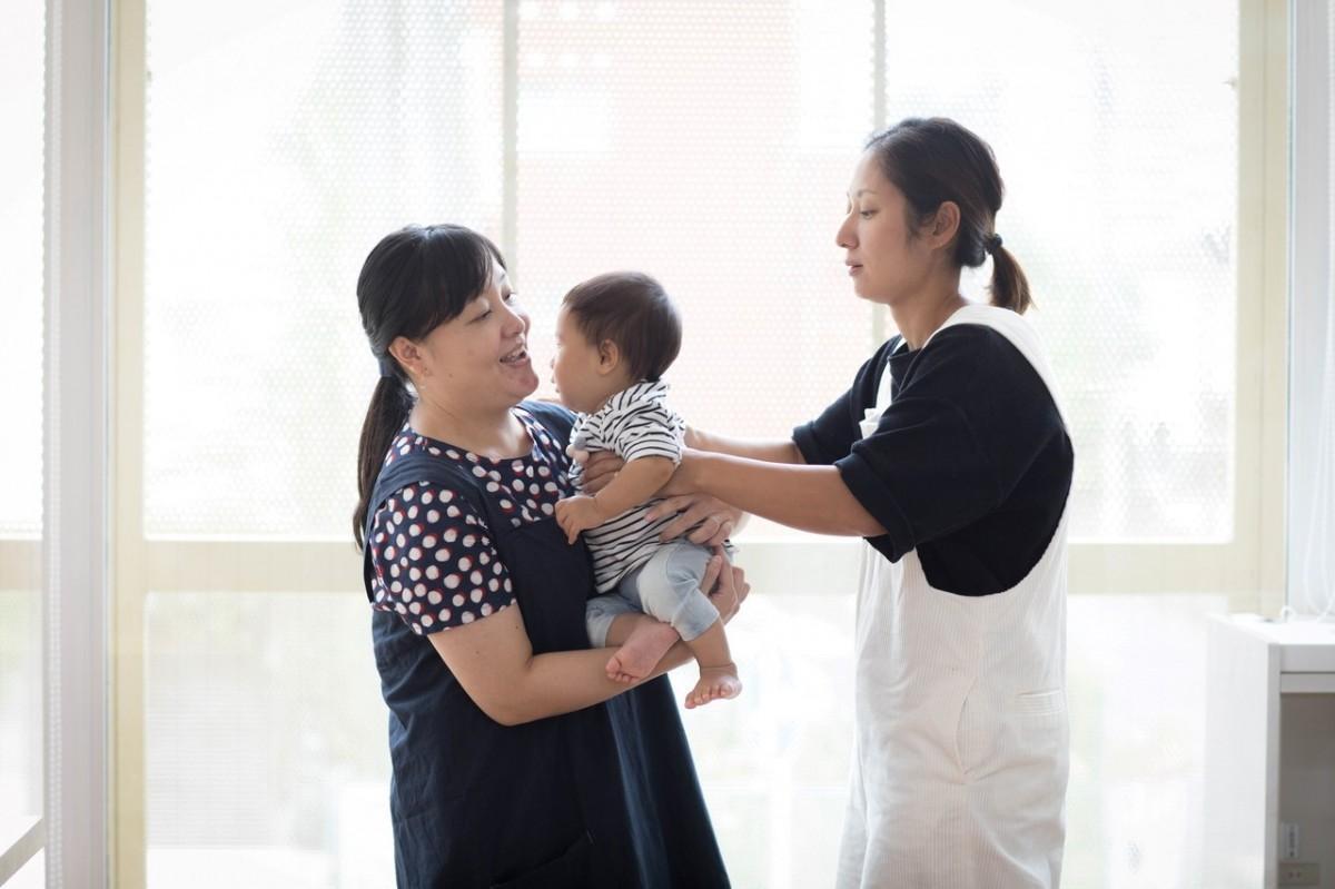 子育てに忙しいママを応援するママズハグ