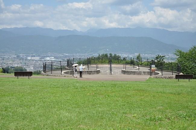 県立おだわら諏訪の原公園多目的広場
