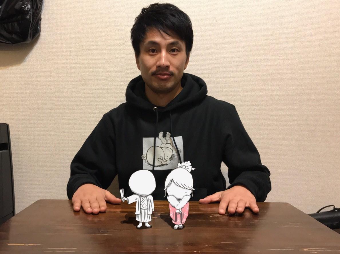 「パラデル漫画」の本多修さんとキャラクター