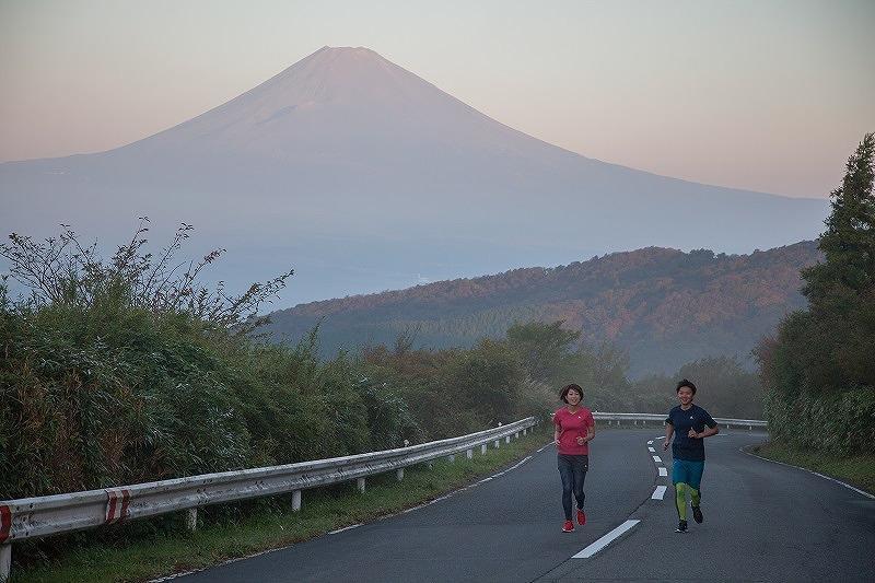 富士山などの大パノラマが望める「箱根ランフェス2019」