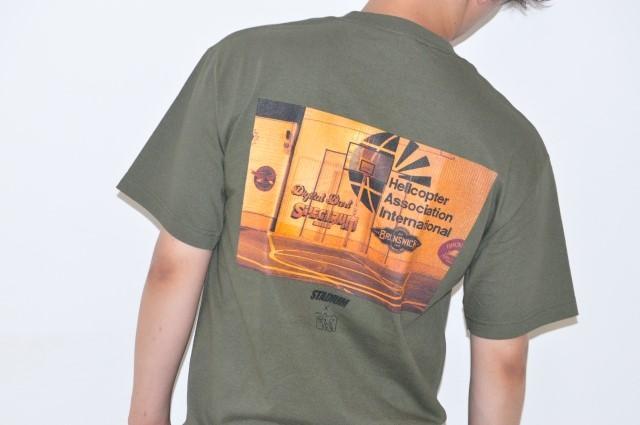 クリエイター原田圭輔さんの感性が生きたコラボTシャツ
