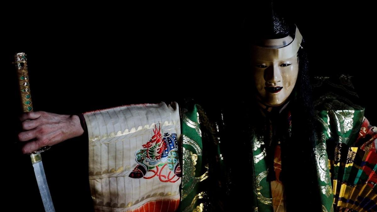 """小田原城を舞台に海外向け「能」をオンライン配信。演目は「Japanese Noh Theater at Odawara Castle""""Aoi no Ue""""~The Tale of Genji~」"""