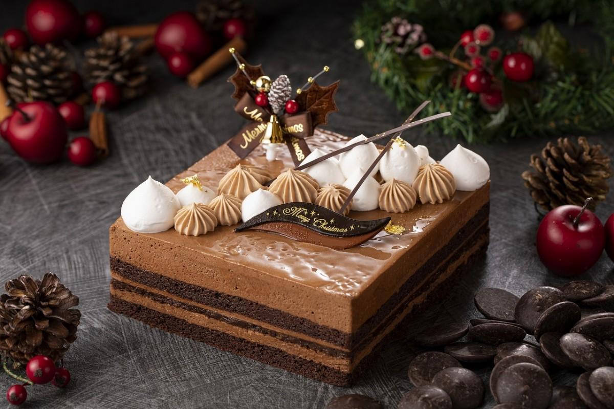 ほんのりと紅茶が香る新登場の「アールグレイチョコレートケーキ」