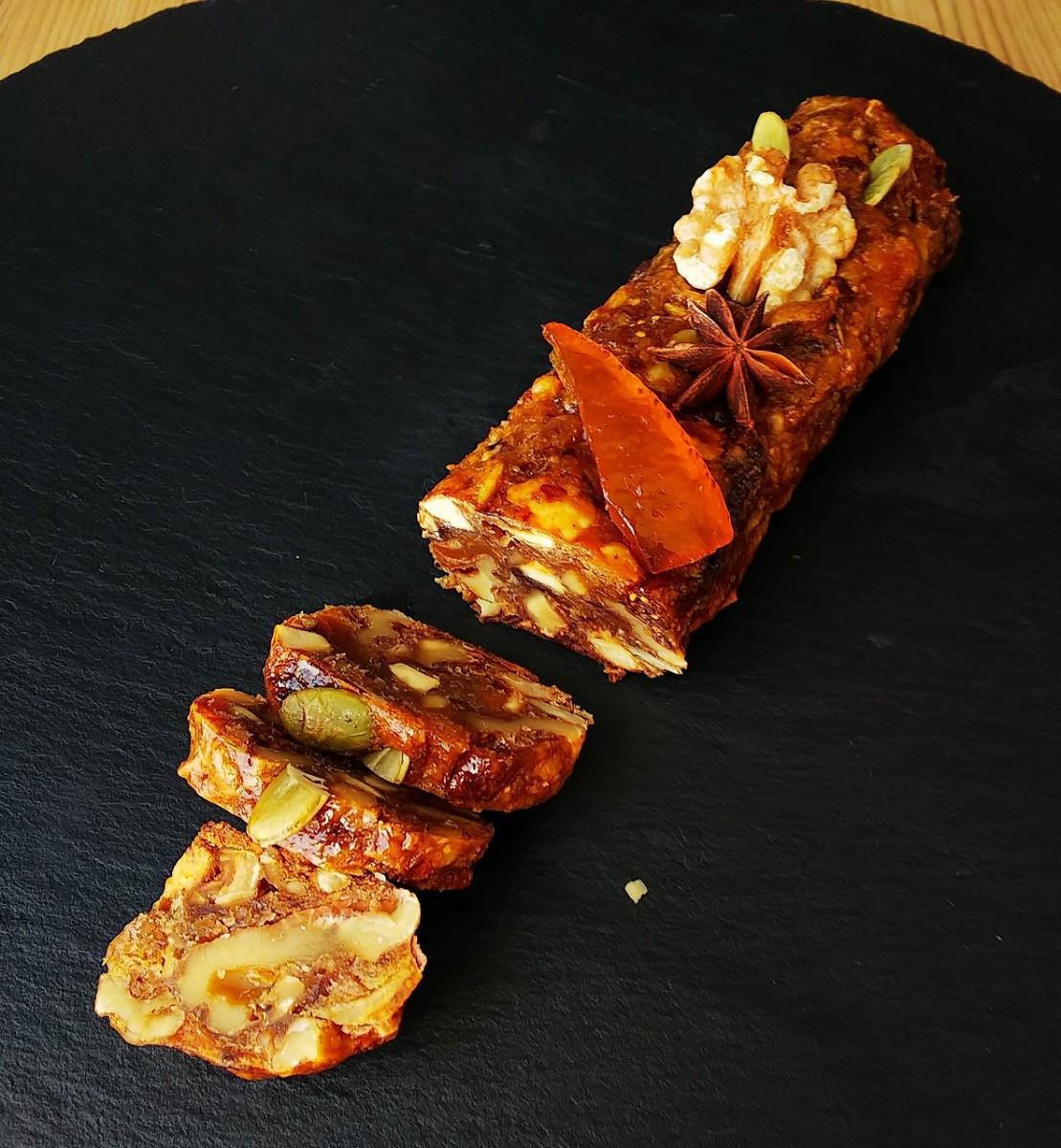 クリスマス前のアドベントに食べる「ベラベッカ」