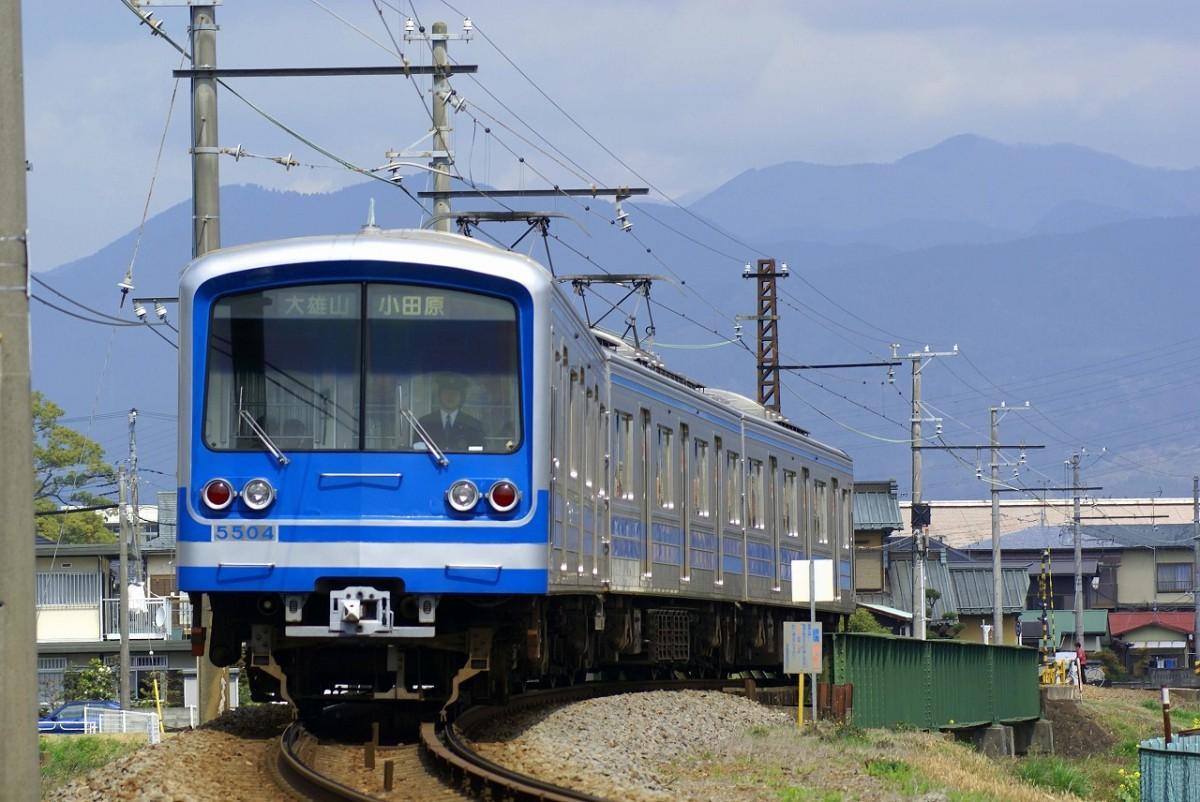 大雄山線「初詣臨時電車」の運行を取りやめ