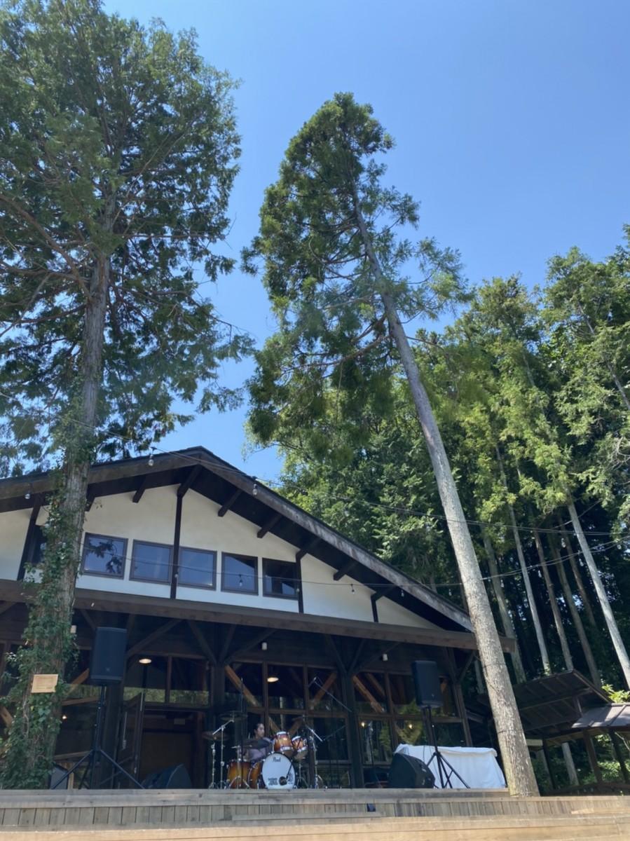 「小田原市いこいの森」内にある「コワーキングスペースYURAGI」