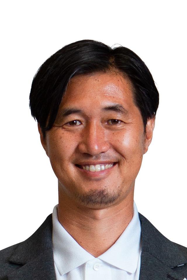 湘南ベルマーレフットサルクラブの新監督に就任した伊久間洋輔さん(提供=湘南ベルマーレフットサルクラブ)