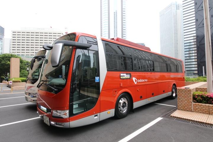 小田急箱根高速バス - 小田原箱...