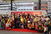 大分商店街で仮装パレード「南蛮絵巻」 ご当地アイドル音楽ライブも