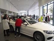 大分ヤナセが創立55周年記念イベント 特別展示車・撮影会でにぎわいも