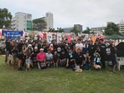 大分いこいの道広場で「九州ラー麺'Sフェス」 5000人が来場