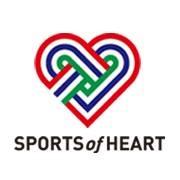 9月8日から開催される「スポーツ・オブ・ハート2017in大分」ロゴ