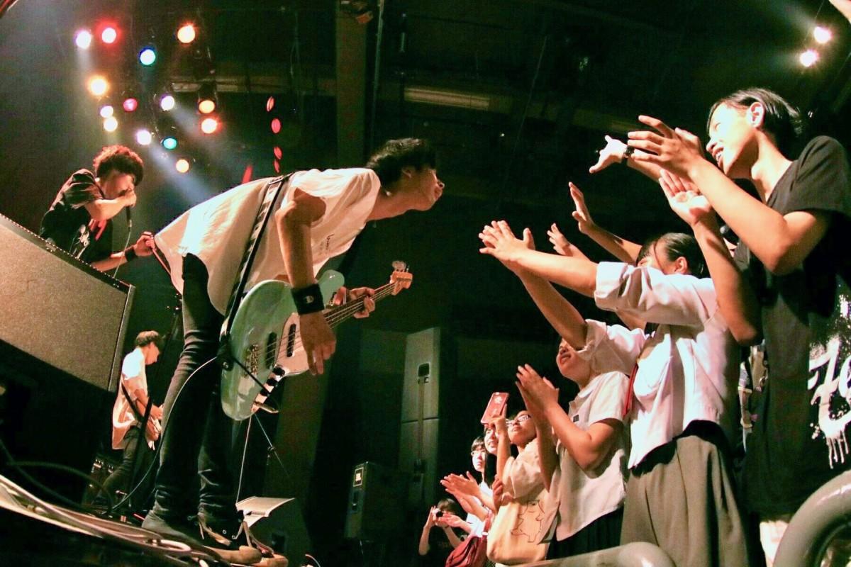 高校生&10代の手作り音楽祭「ロックティーン」(昨年の様子)
