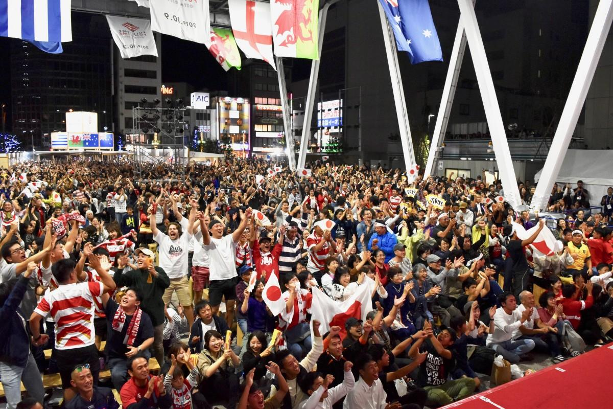 ワールド カップ ラグビー 準決勝