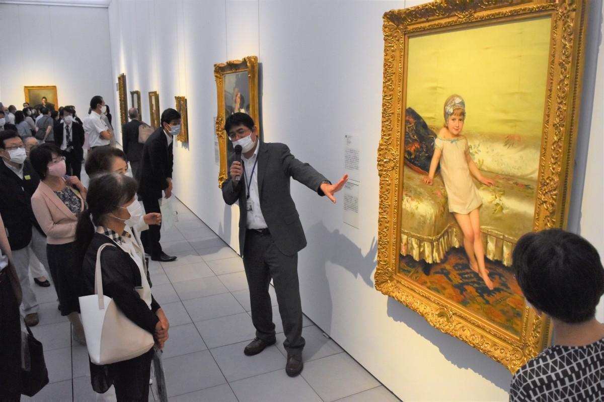大分県立美術館OPAMで始まった「西洋絵画400年の旅」