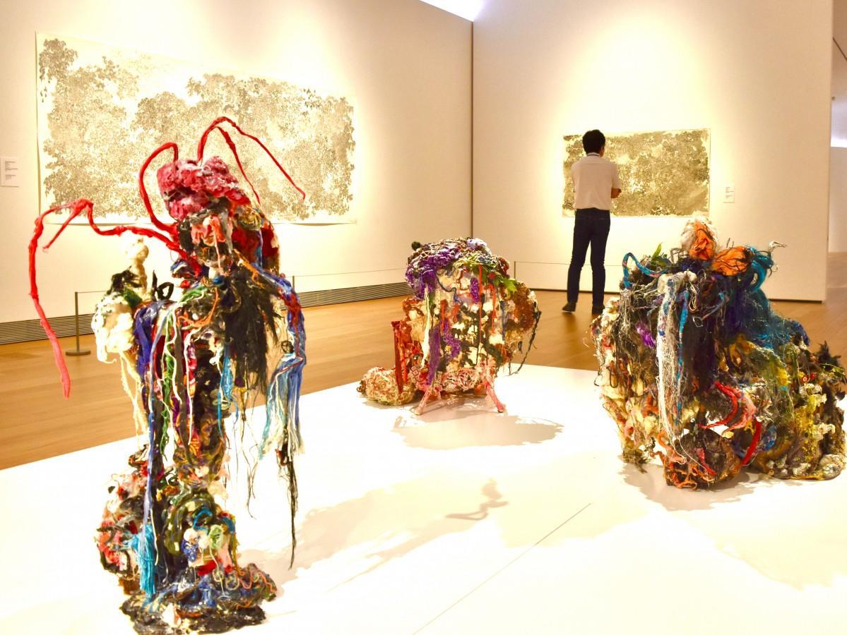 大分県立美術館OPAMで開催中の「天国と地獄」展(地ゴク楽)