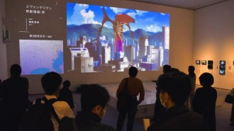 大分県立美術館で「MANGA都市TOKYO」 ゴジラやエヴァなど90作の魅力凝縮