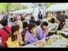 大分市で「食育推進全国大会」開幕 飲食&体験ブース大にぎわい