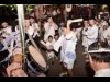 大分市で柞原八幡宮の「浜の市」始まる 笛と太鼓で仮宮にぎやかに
