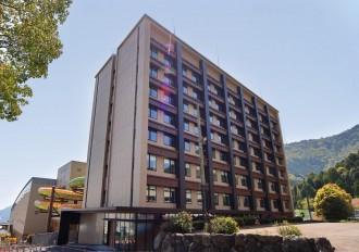別府市の「杉乃井ホテル」の新棟「虹館」今夏開業 予約受付開始、ロゴも一新
