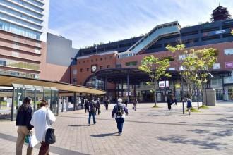 JR大分駅ビル「アミュプラザ」、コロナ禍で売上高前年比2割減 入館者数は3割減