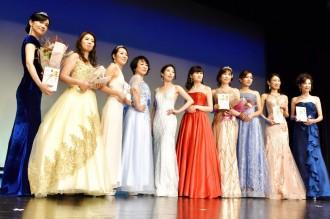 「カッコいい女性」一堂に ミセス・オブ・ザ・イヤー大分大会、5人が全国へ