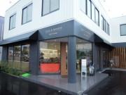 岡山に新潟の「カフェ青山」が進出-フルーツタルトを売りに