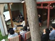 岡山でトークショー「シゴトとセイカツとワタシ」 仕事と表現をテーマに