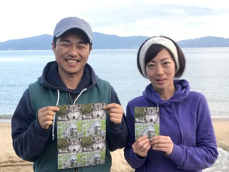 岡山のカフェで「オオカミを知る」セミナー 山の生態系から獣害被害を考える