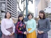岡山・西川で屋外イベント「満月BAR」 新社会人の女性が新代表に