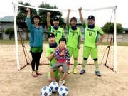 ブラインドサッカー「岡山デビルバスターズ」結成2周年 日本選手権に初挑戦