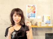 岡山のカフェギャラリーで「くらげ展」 クラゲになりたくなる作品150点