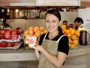 岡山のコーヒー店が旬の「白桃」フレッシュジュース 農家から直接仕入れ提供