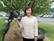 岡山・玉野で紙飛行機大会 江戸時代に空飛ぶ実験した鳥人幸吉にちなんで