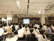 岡山市のOpen MUJIで地域考えるイベント 4人の活動から課題と兆し共有