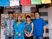 岡山にモンゴル料理店 内モンゴルの家庭料理メインに、モンゴル産ウオツカも