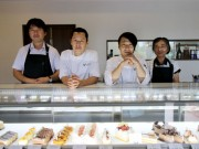 岡山にパティスリー 母親のチーズケーキを原点に、フランスの伝統菓子提供