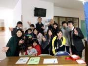 岡山で地域住民と高校生がランチ交流会 月1回、高校の食堂を開放