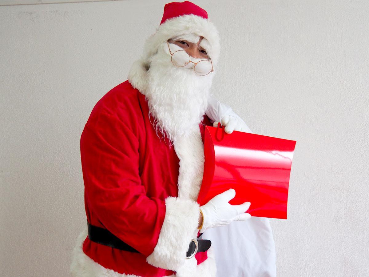 岡山県内で「児童養護施設のこどもたち407人全員にクリスマスプレゼントを届けたい」プロジェクトリーダーの西村雄祐さん