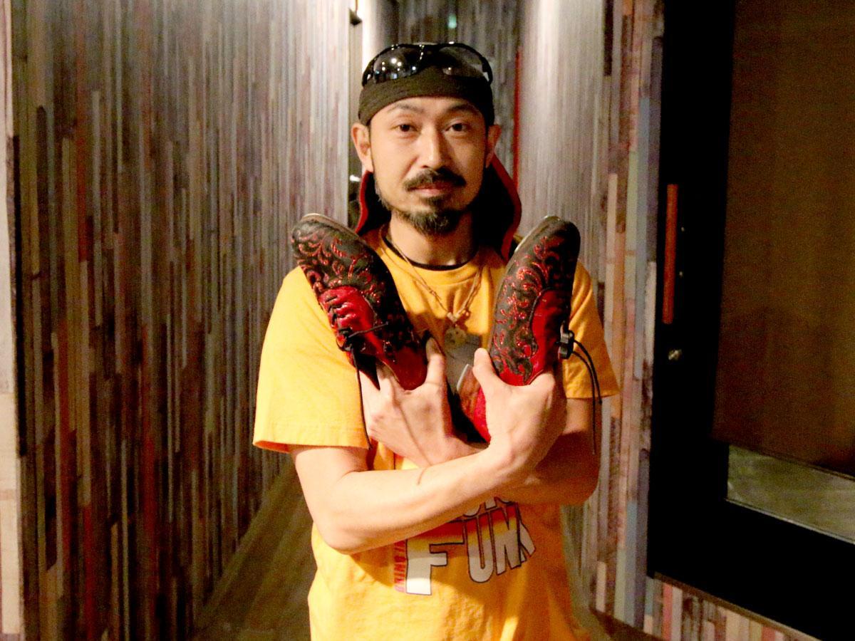 タップダンサーのASAKIさん