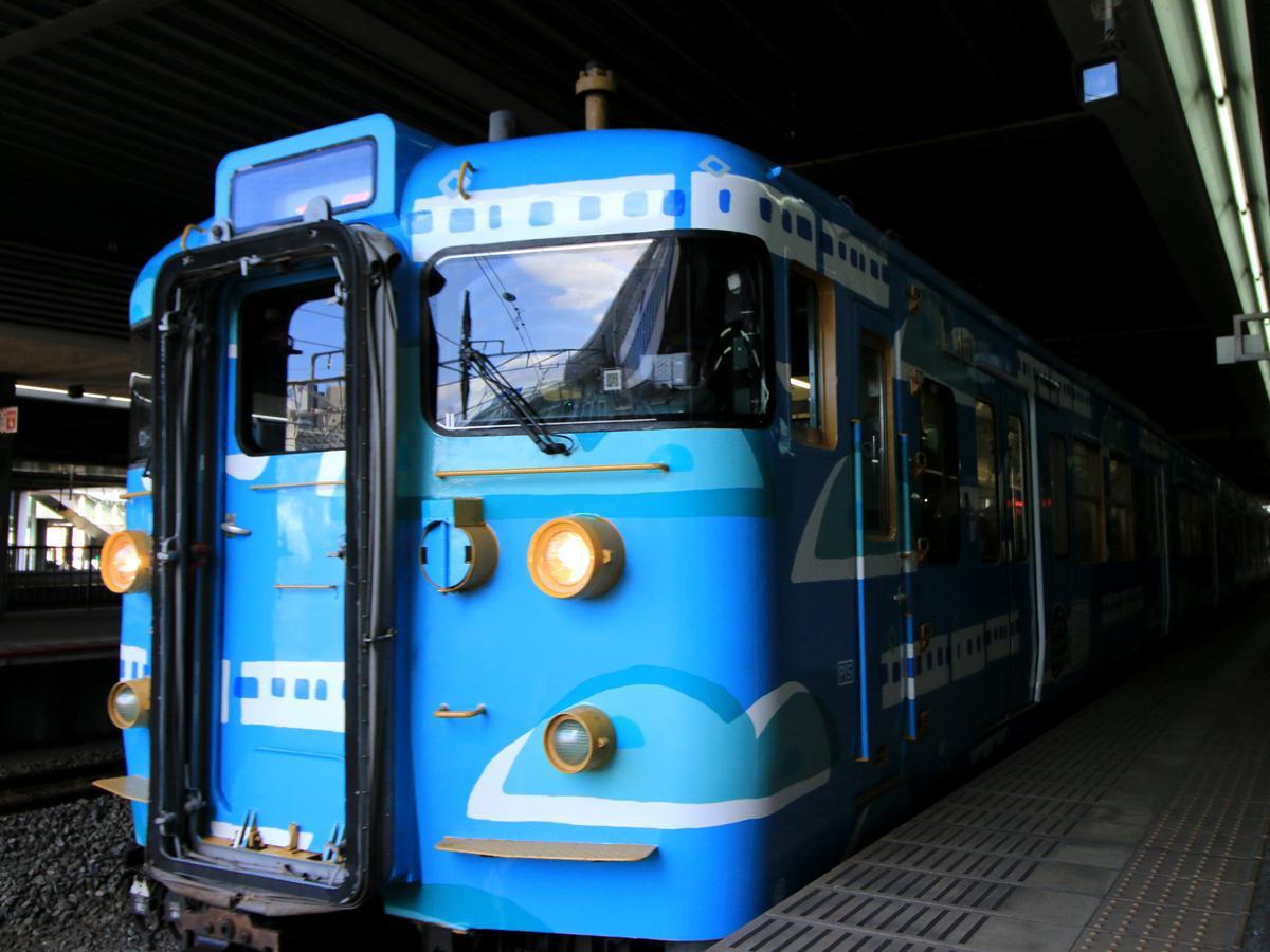 ふるさとおこし列車「SETOUCHI TRAIN」