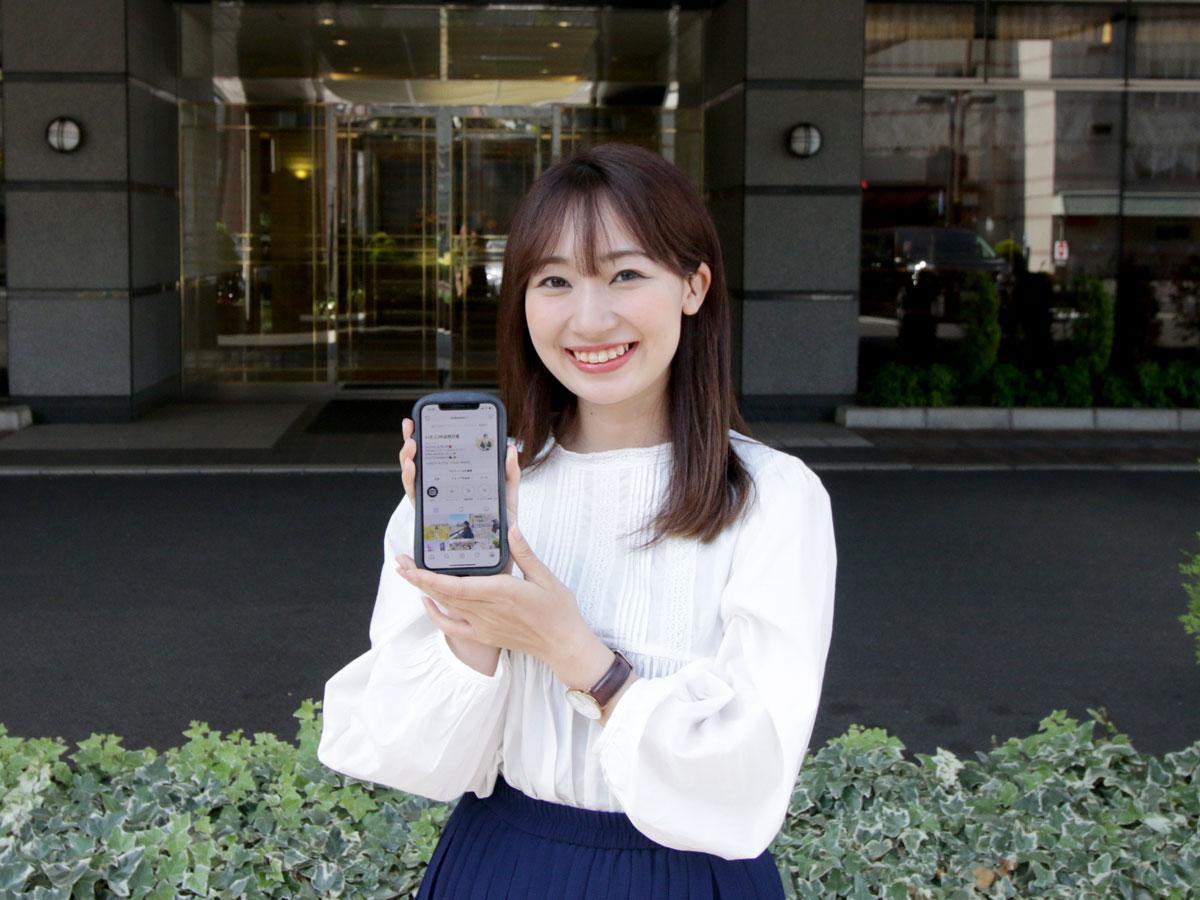 講師を務める、モデルでSNSクリエーターの叶迫明日香さん