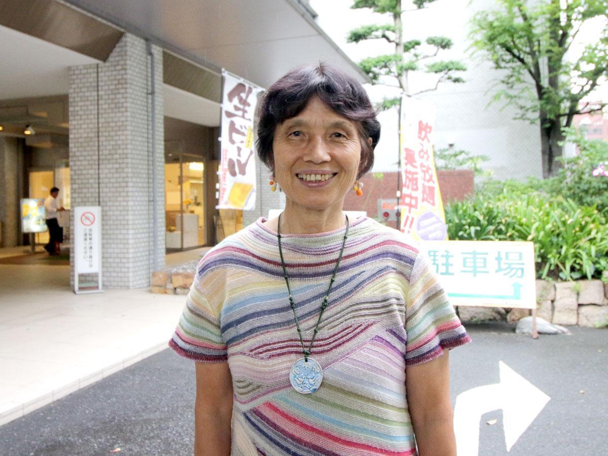 市場恵子さん