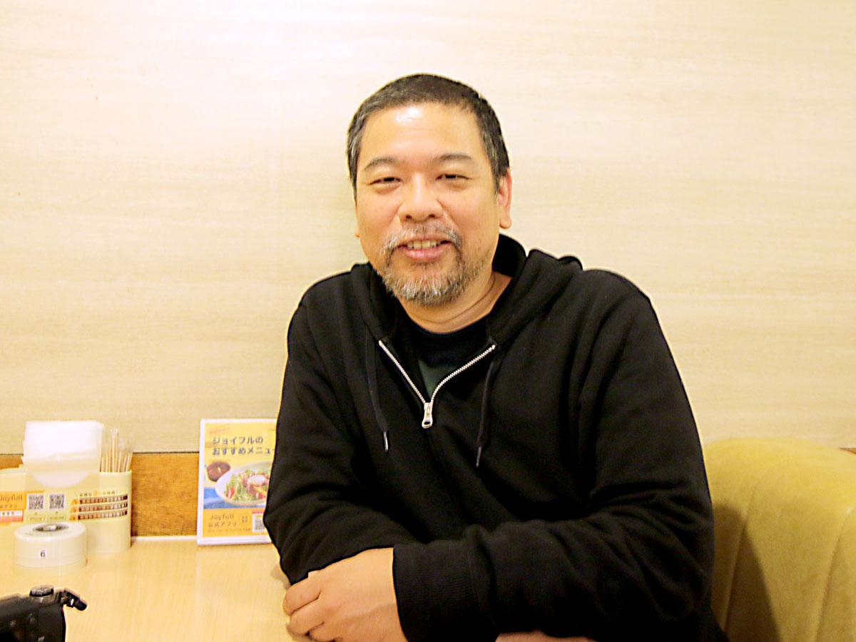 写真新世紀2019でグランプリを受賞した中村智道さん