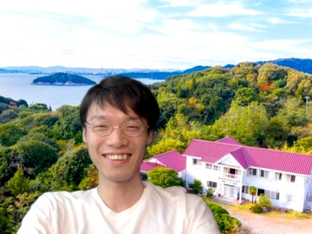 「せ・とーち」を運営する合同会社離島倶楽部の共同代表、藤井裕也さん