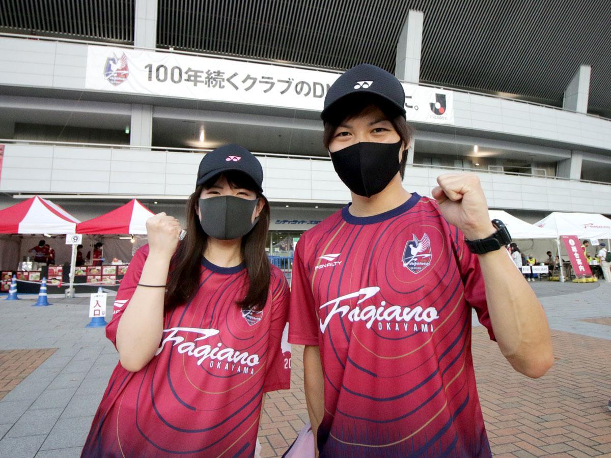ファジアーノ岡山、ホームで勝利 3400人の観客と高校生吹奏楽が後押し ...