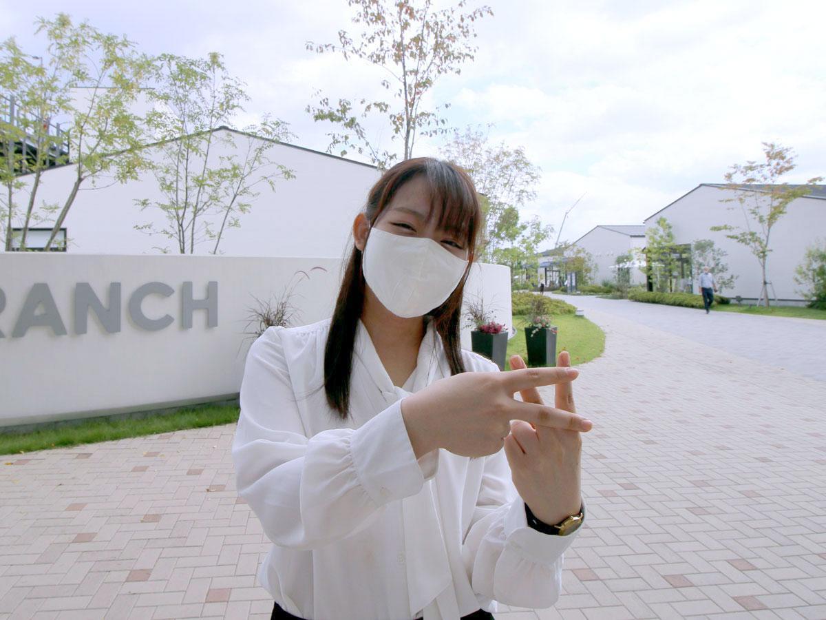 「アオハル文化祭」実行委員長の藤原歩美さん