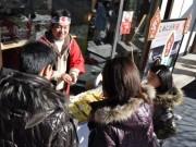 岡崎の食品メーカー、「うかりんとう」限定販売-合格シール付き、話題に